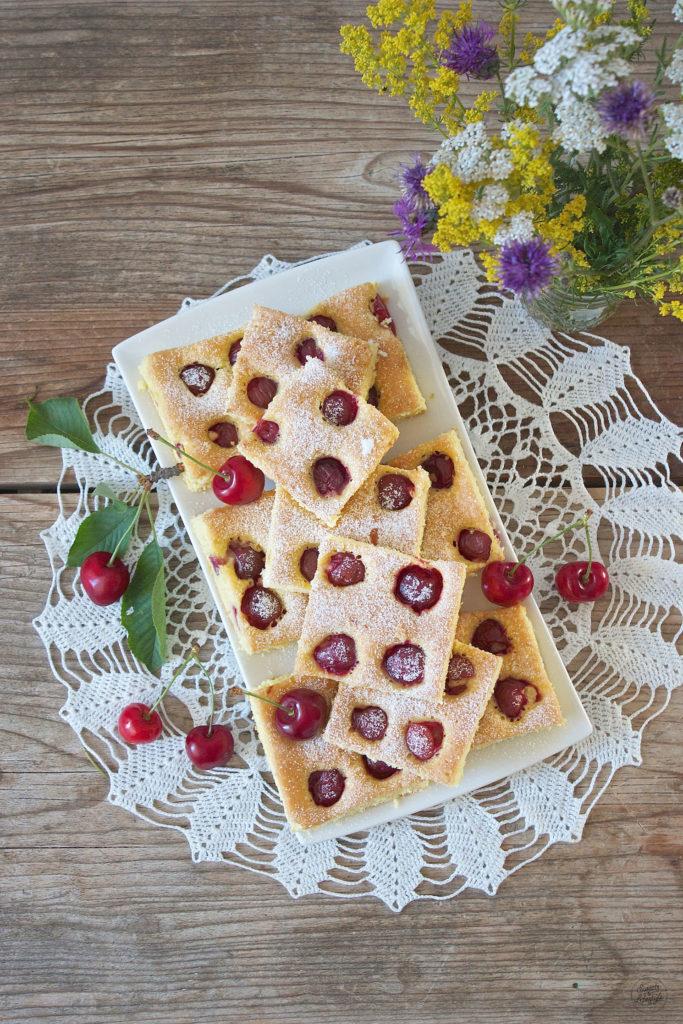 Leckeres Kirschkuchen Rezept von Sweets and Lifestyle