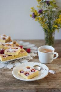 Leckerer, saftiger Kirschkuchen nach einem Rezept von Sweets and Lifestyle