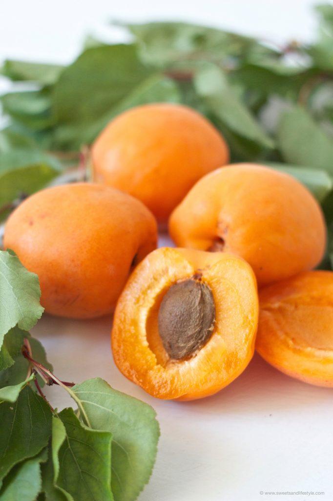 Marillen fuer die Herstellung von Marillennektar nach einem Rezept von Sweets and Lifestyle
