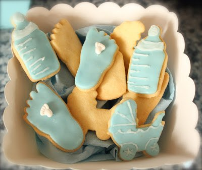 Cookies for Baby Shower by SweetsandLifestyle