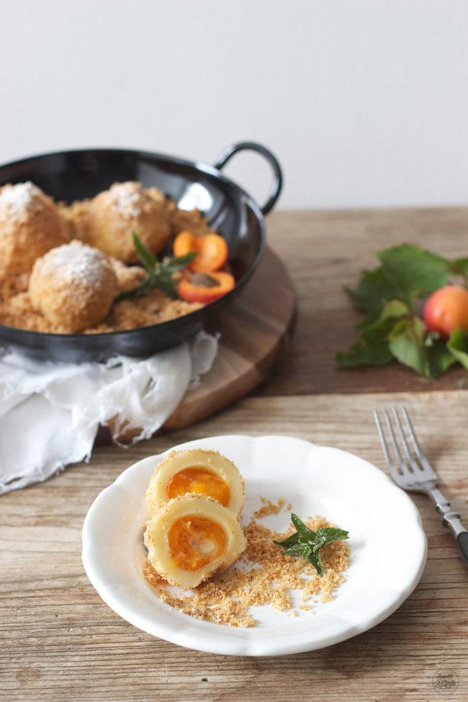 Leckere, herrlich fruchtige Marillen Topfenknoedel von Sweets and Lifestyle