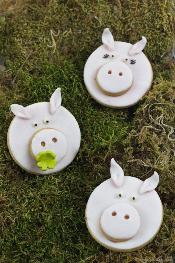 DIY Silvester Gluecksschweinchen von Sweets and Lifestyle
