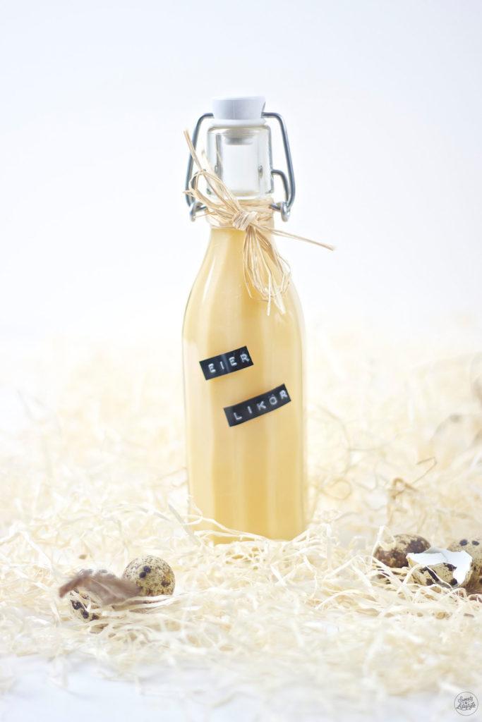 Einfaches Eierlikör Rezept mit Weingeist von Sweets & Lifestyle®