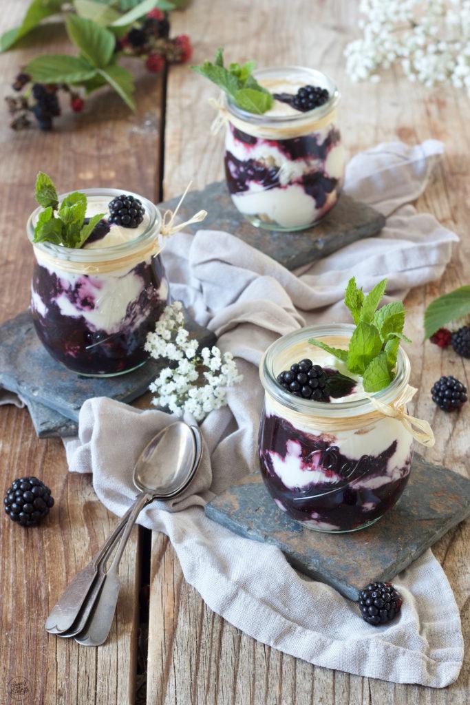 Brombeer Tiramisu Rezept von Sweets & Lifestyle®