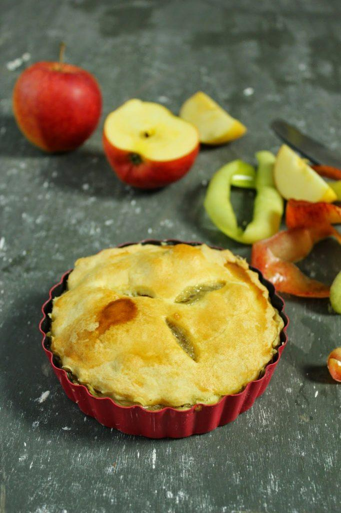 Super leckerer Apple Pie von SweetsandLifestyle
