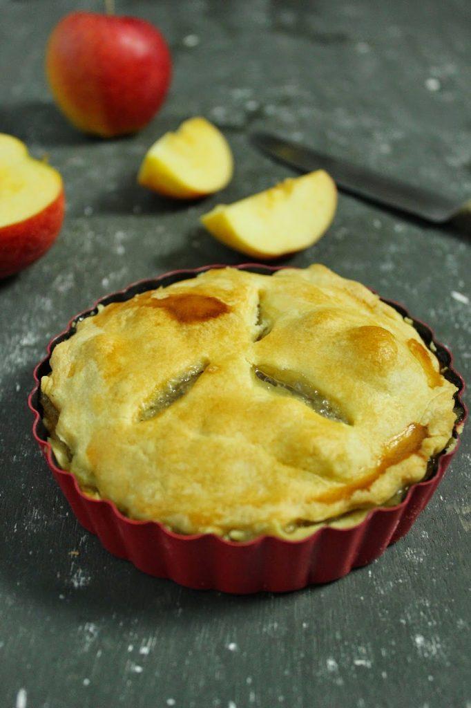 Herbstzeit ist Apfelkuchenzeit, darum gibt es Apple Pie bei Sweets and Lifestyle