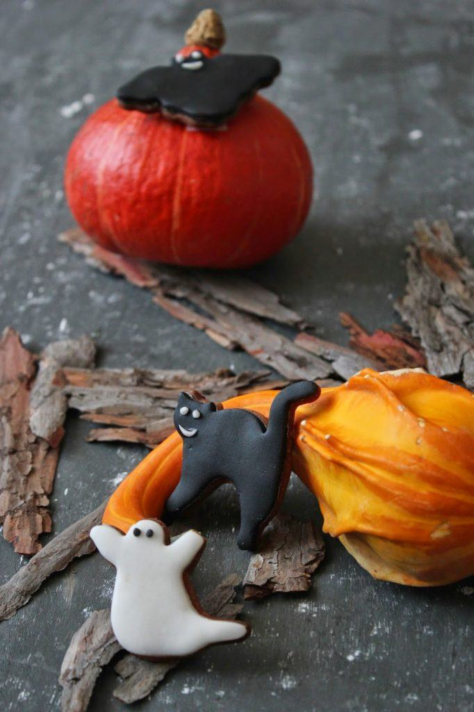 Last Minute Halloween Kekse zum Gruseln bei Sweets and Lifestyle