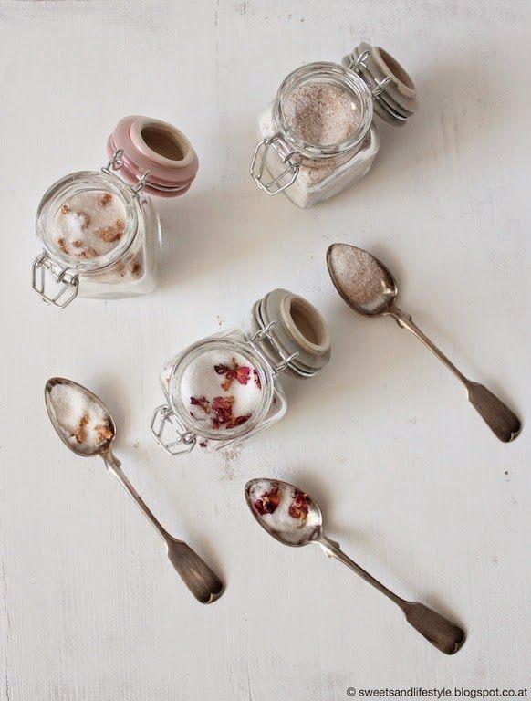 DIY Weihnachtsgeschenke: 3 verschiedene Zuckermischungen bei Sweets and Lifestyle