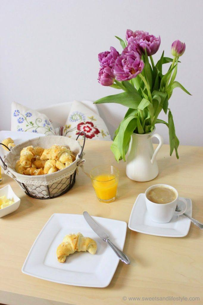 Briochekipferl für as Frühstück von Sweets and Lifestyle