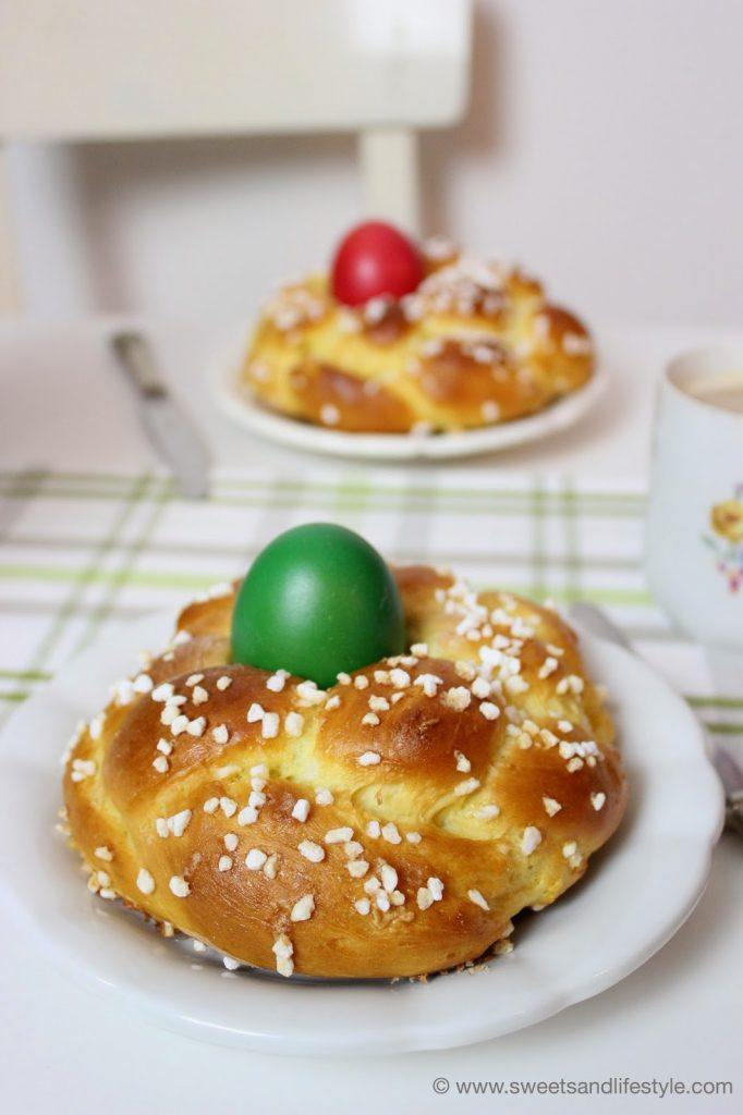 Ein süßes Osternest bei Sweets and Lifestyle