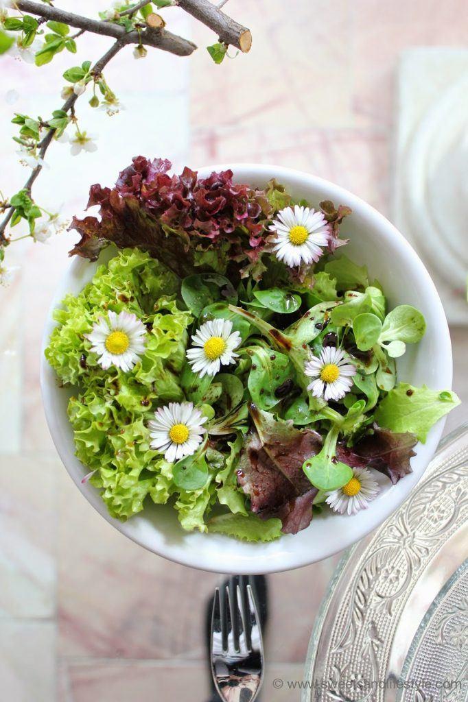 Dinner goes vegan - Osterdinner bei Kathi von Kipferl und Krapferl