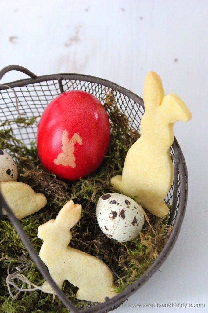 DIY Ostergeschenke, schnell gemachte Mitbringsel für Ostern von Sweets and Lifestyle