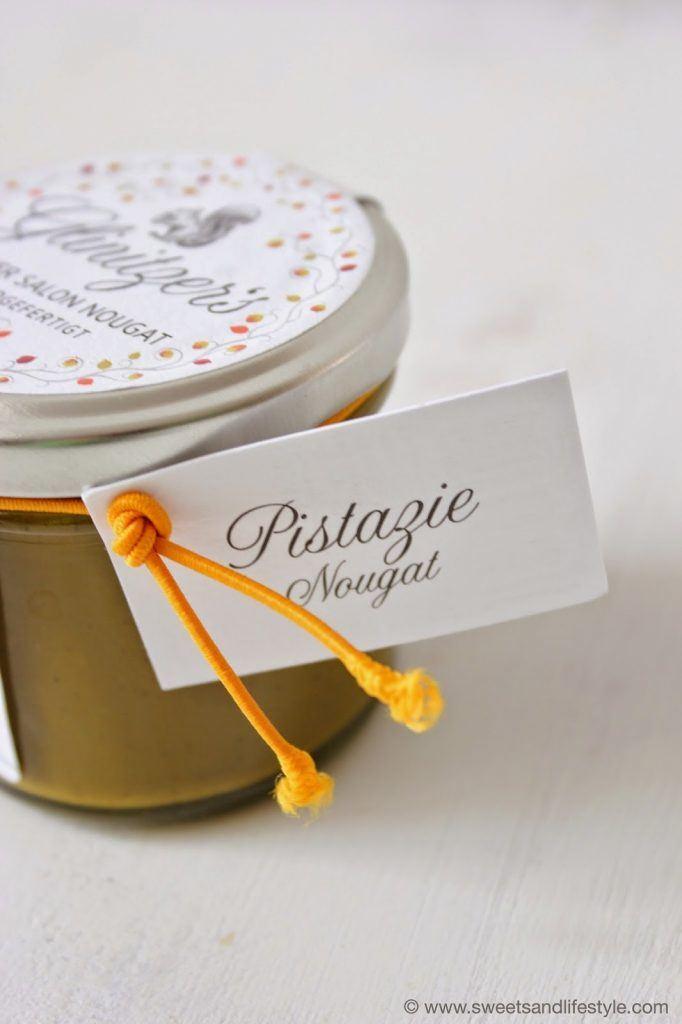 Wiener Salon Nougat Pistazie bei Sweets and Lifestyle