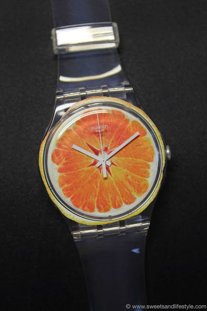 "Vitamine Boost der ""Mediterranean Dolce Vita"" Kollektion von Swatch bei Sweets and Lifestyle"