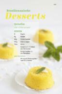 Brasilianische Dessert Rezepte von Verena Pelikan von Sweets and Lifestyle im Onlinemagazin Lebenlang