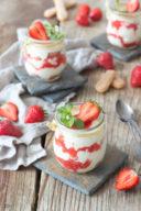 Erdbeertiramisu mit Mascarpone und Schlagobers ohne Ei von Sweets & Lifestyle®