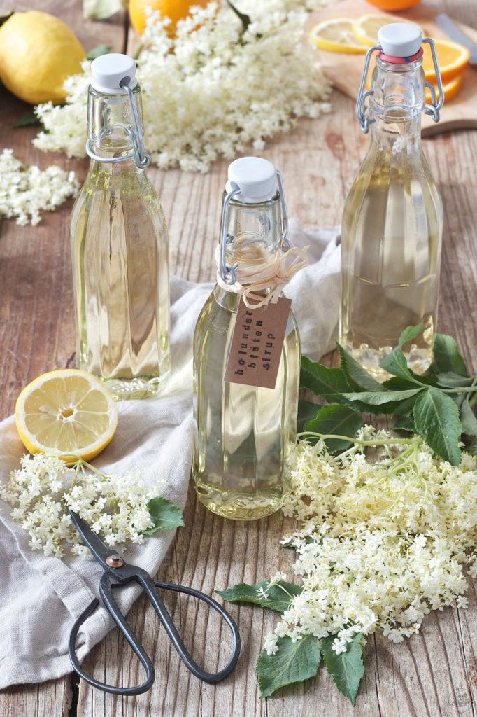 Holunderblütensirup Rezept von Sweets & Lifestyle®