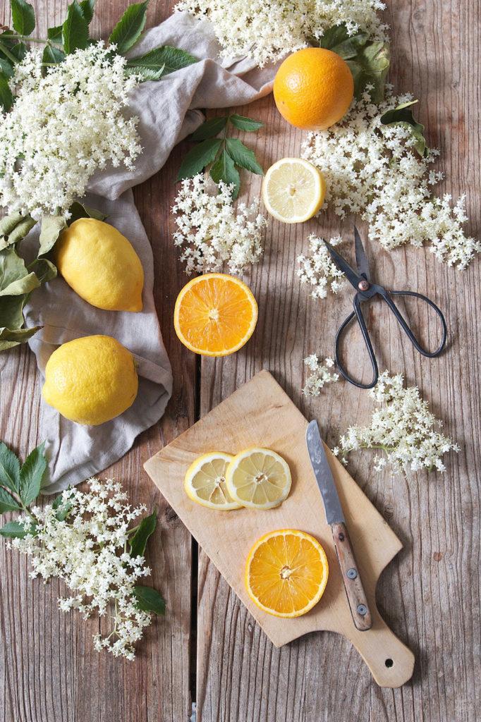 Holundersirup ansetzen nach dem Rezept von Sweets & Lifestyle®