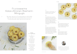 PRO-Magazin-05_Fructosearme Kokos-Zitronen-Rosmarin-Minigugls von Verena Pelikan Sweets and Lifestyle