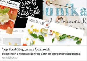 Verena Pelikan mit ihrem Foodblog Sweets and Lifestyle als Top Food Blogger Österreichs
