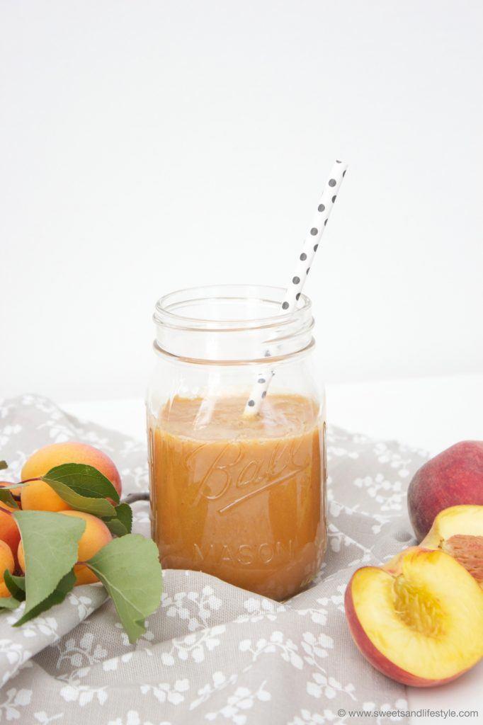 Erfrischender Sommer-Frucht-Smoothie von Sweets and Lifestyle