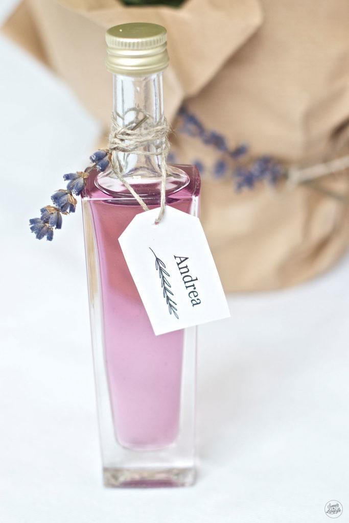 Leckeres Lavendelsirup Rezept von Sweets and Lifestyle