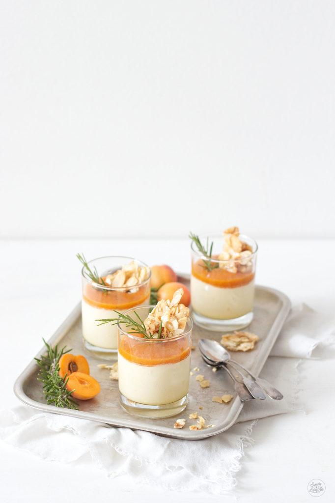 Köstliches, erfrischendes Semifreddo mit Marillen von Sweets and Lifestyle