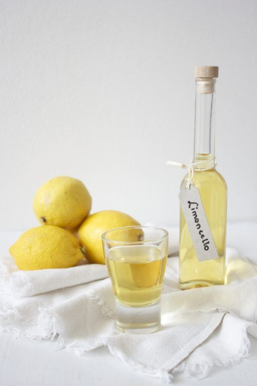 Selbst gemachter Limoncello von Sweets and Lifestyle