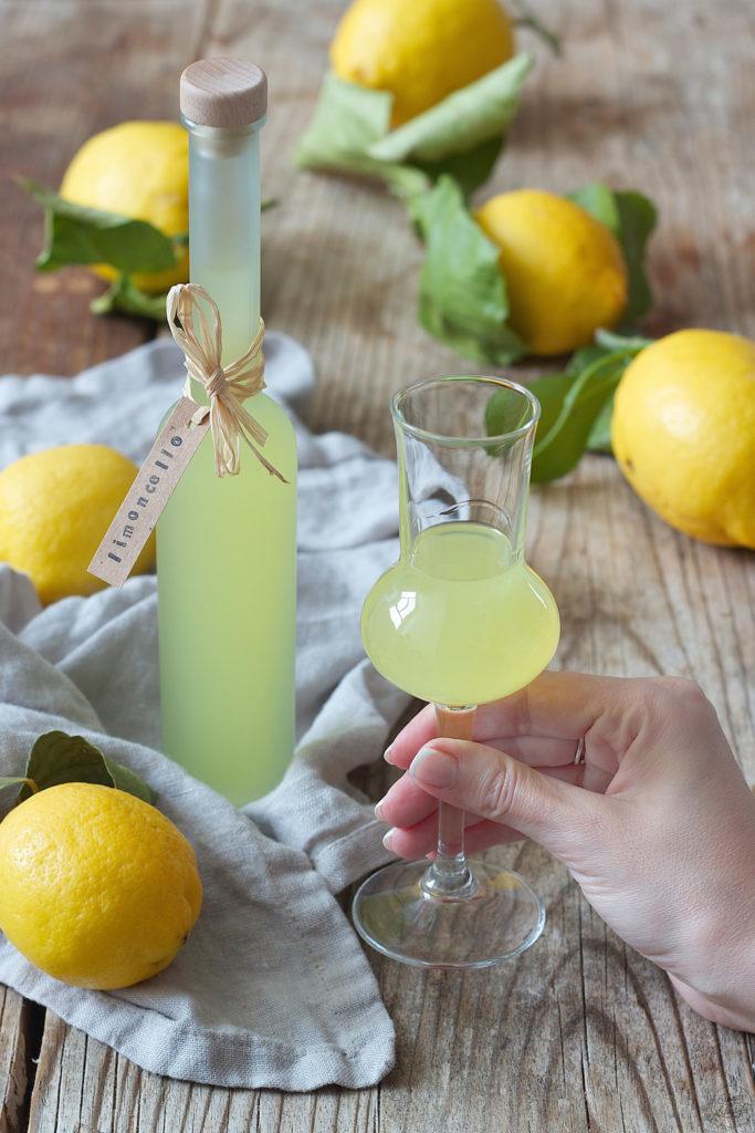 Limoncello Rezept von Sweets & Lifestyle®
