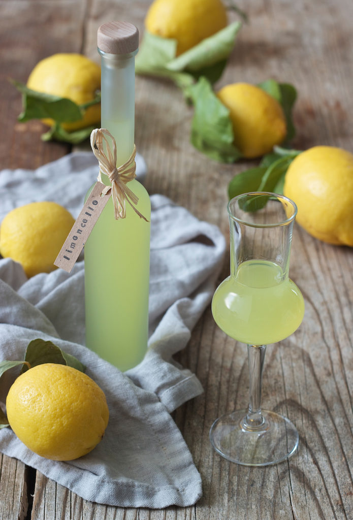 Limoncello selber machen wie Sweets & Lifestyle®