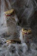 Gebiss Cookies für die Halloween von Sweets and Lifestyle