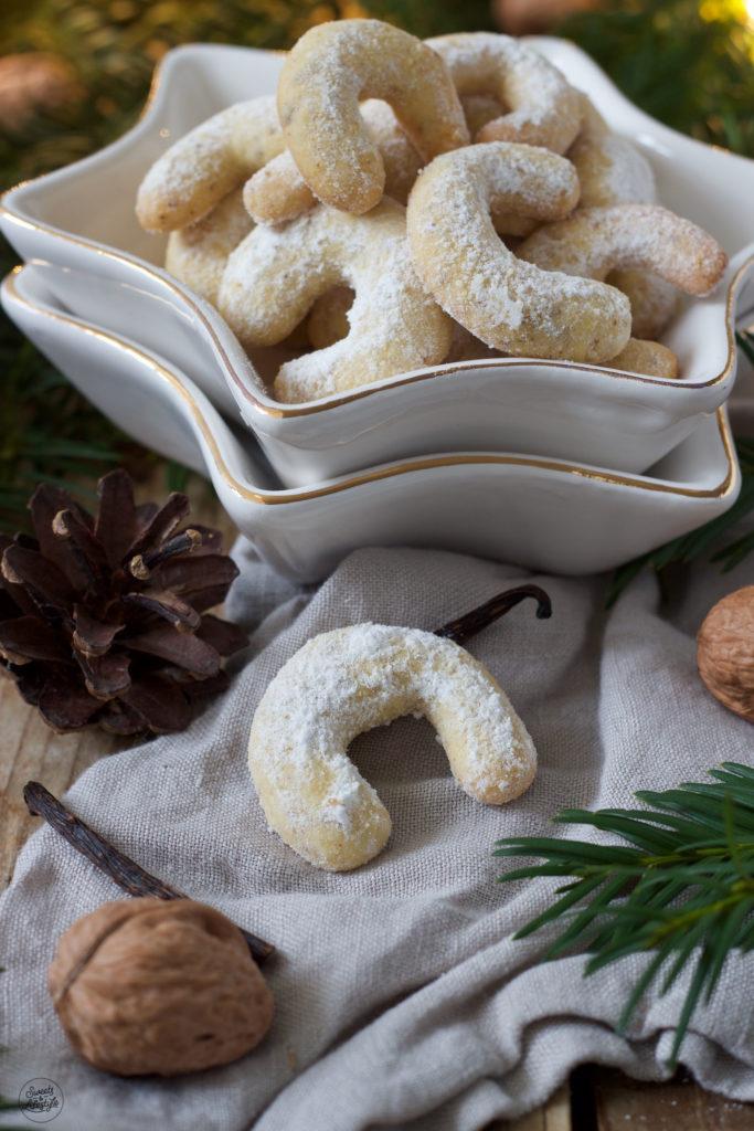 Einfaches Vanillekipferl Rezept von Sweets & Lifestyle®
