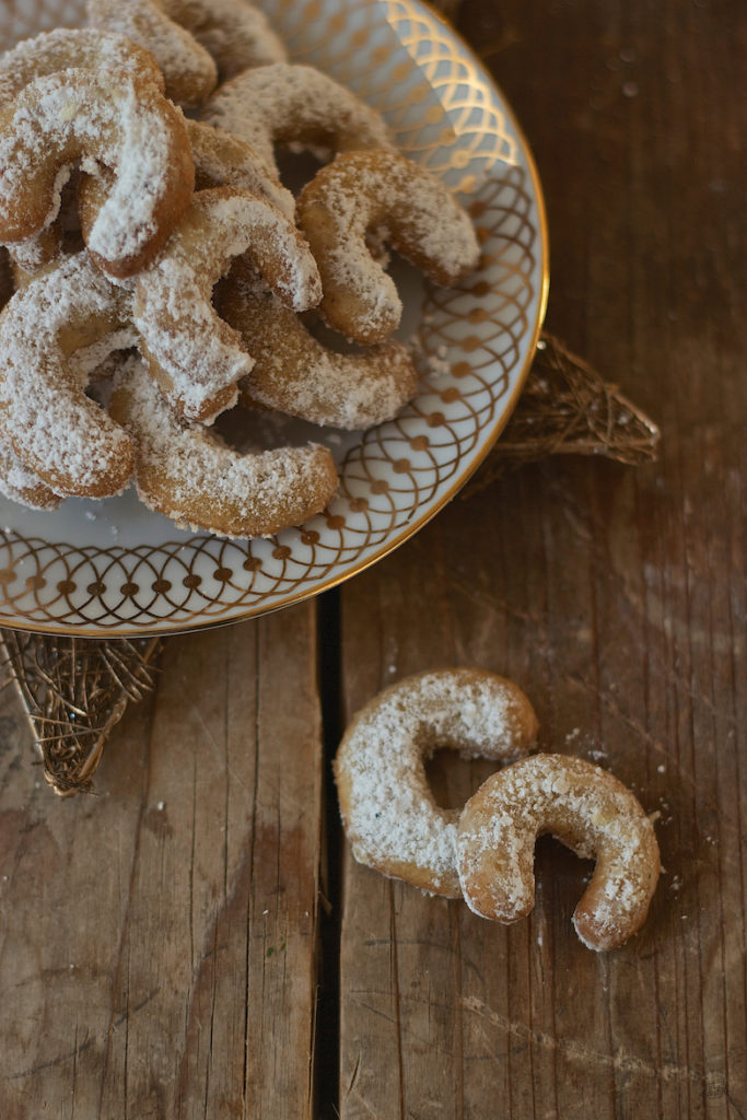 Köstliche Vanillekipferl als Weihnachtskekse von Sweets and Lifestyle®