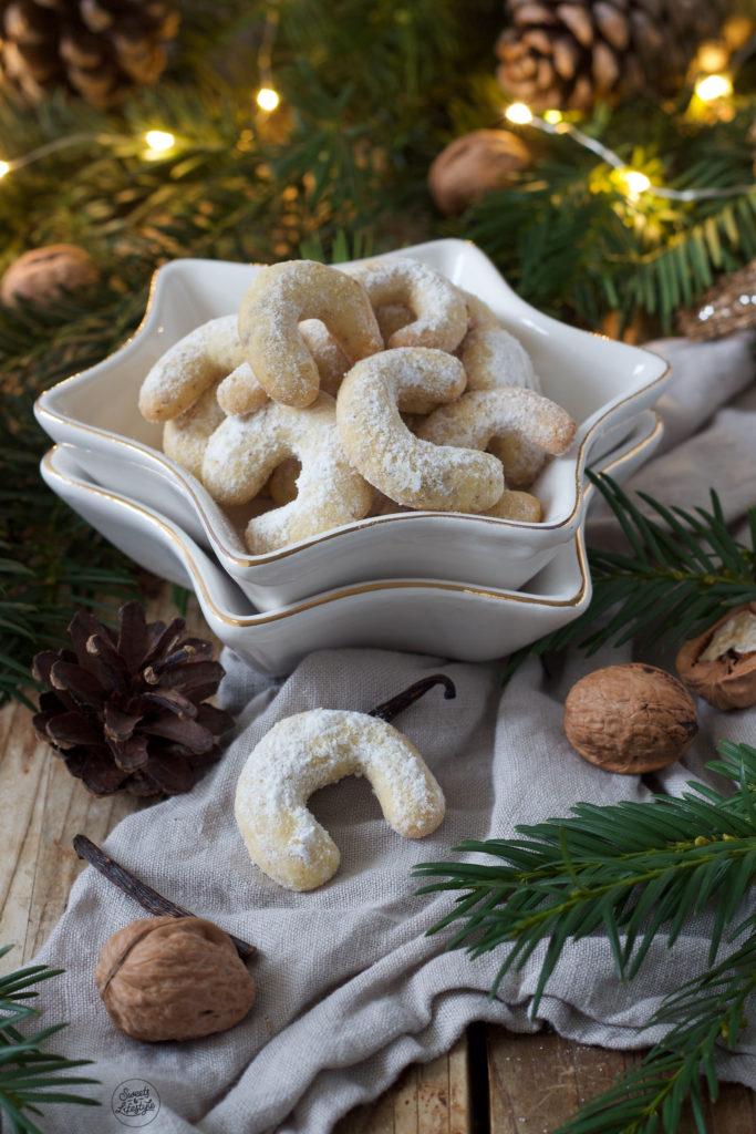 Leckeres Vanillekipferl Rezept von Sweets & Lifestyle®