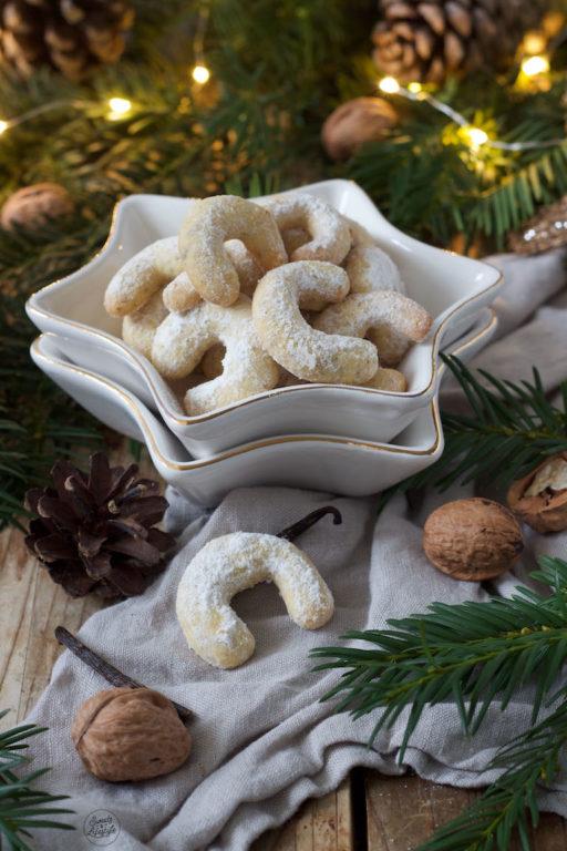Leckeres Vanillekipferl Rezept das immer gelingt von Sweets & Lifestyle®