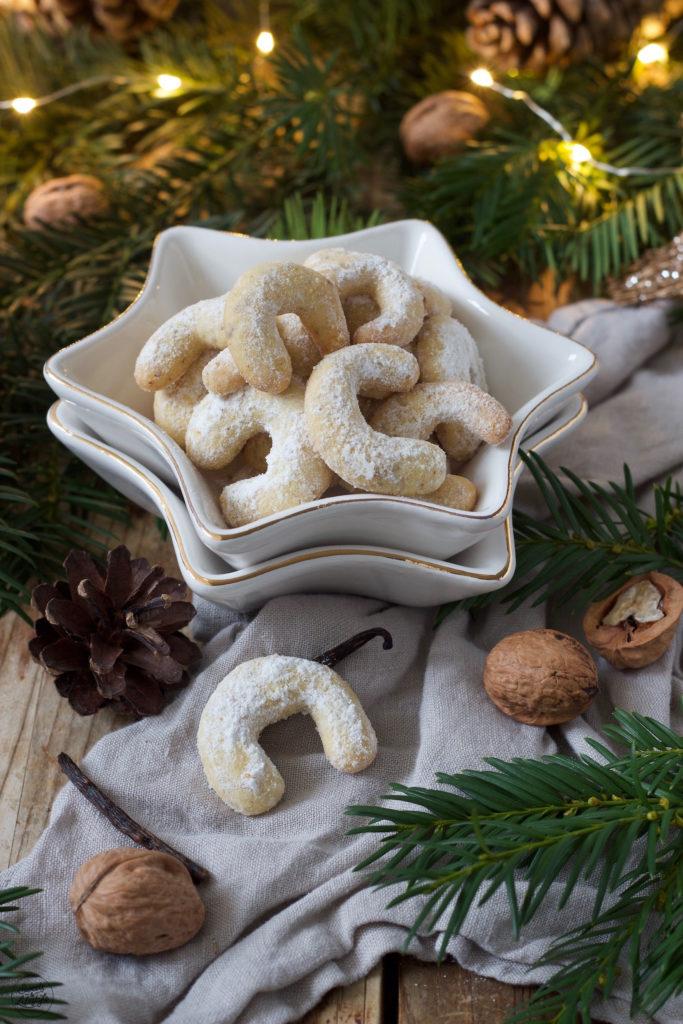 Mürbe Vanillekipferl nach einem Rezept von Sweets & Lifestyle®