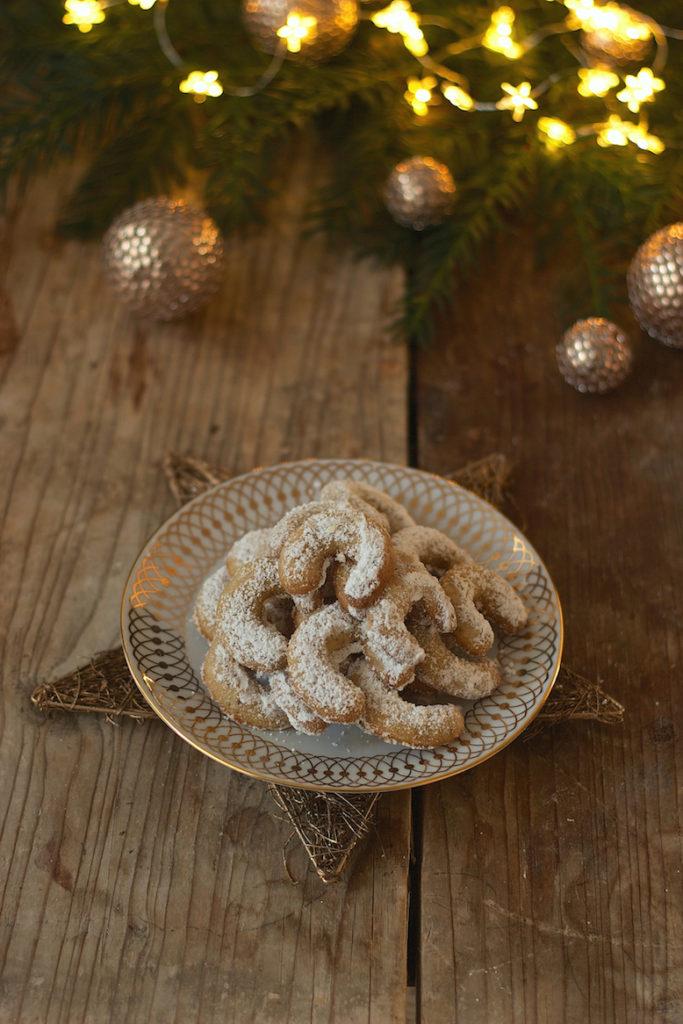 Leckere Vanillekipferl backen nach einem Rezept von Sweets & Lifestyle®