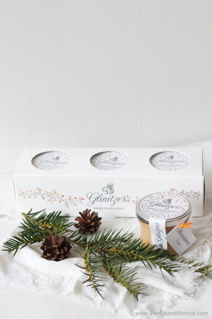 Schoko-Husarenkrapfen mit Macadamia-Creme von Glinitzer's Salon Nougat von Sweets and Lifestyle