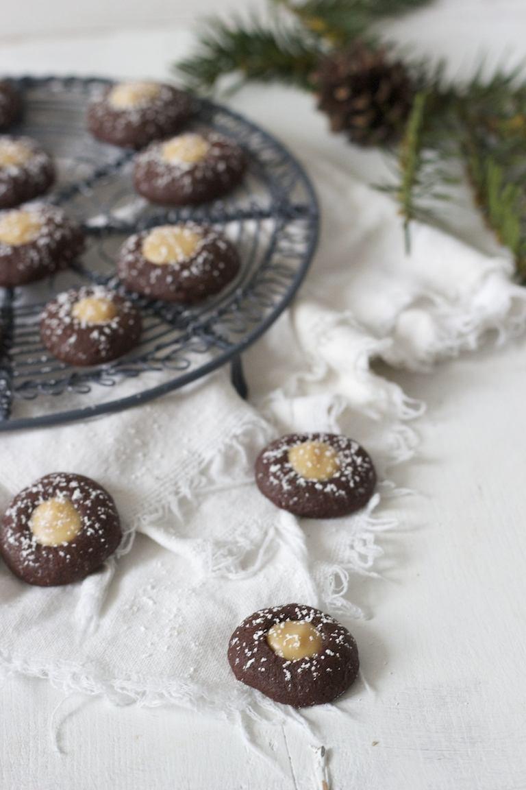 Schoko Husarenkrapfen Mit Macadamia Creme Sweets Lifestyle