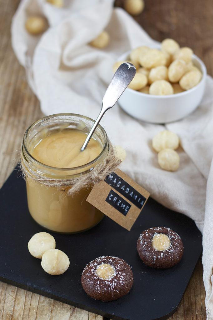 Schoko Engelsaugen mit Macadamia Creme gefüllt von Sweets & Lifestyle®