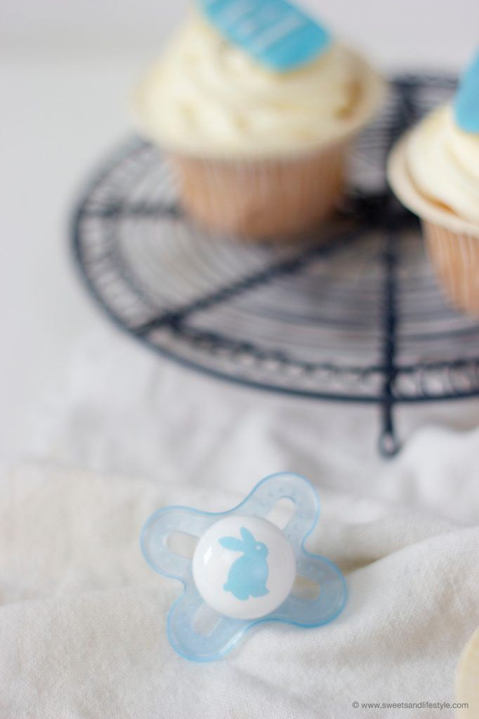 Baby Boy Cupcakes von Sweets and Lifestyle