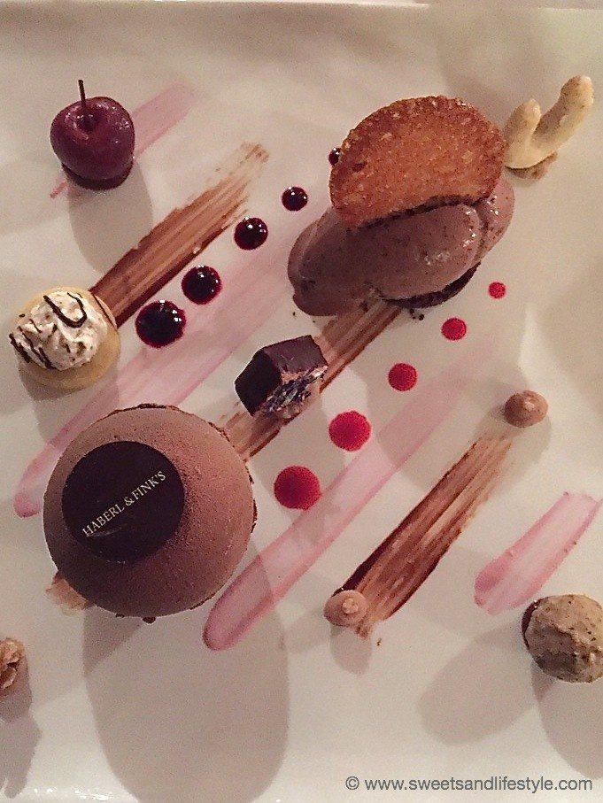 Köstliche Nachspeise von Haberl & Fink's von Sweets and Lifestyle