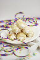 Schaumrollen für die Faschingsparty von Sweets and Lifestyle