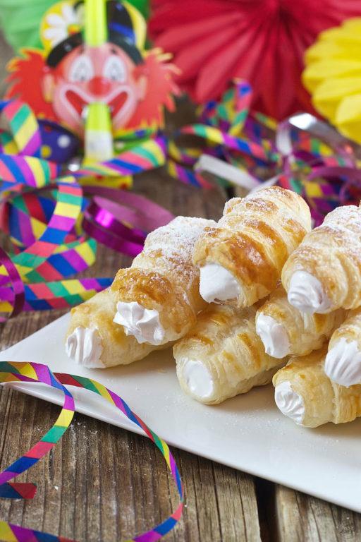 Leckeres Rezept für Schaumrollen von Sweets & Lifestyle®