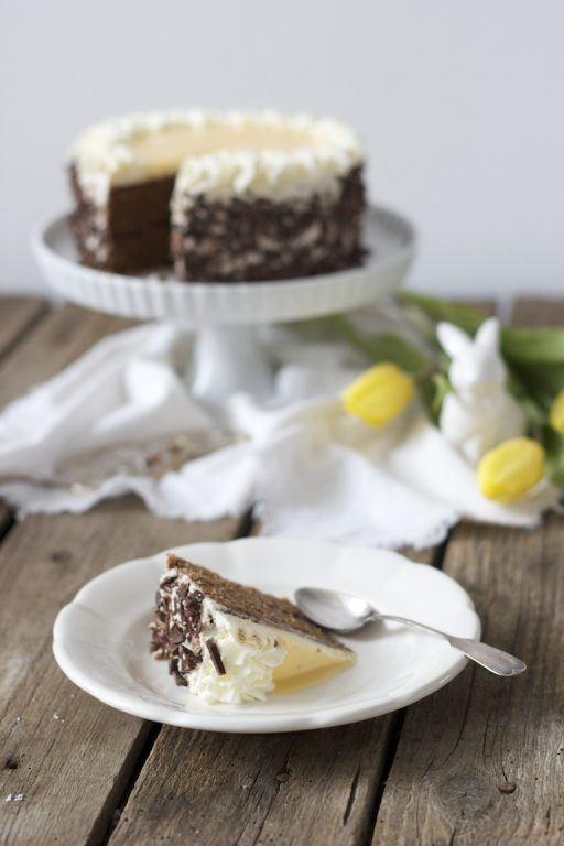 Saftige Eierlikörtorte mit purem Eierlikör von Sweets and Lifestyle