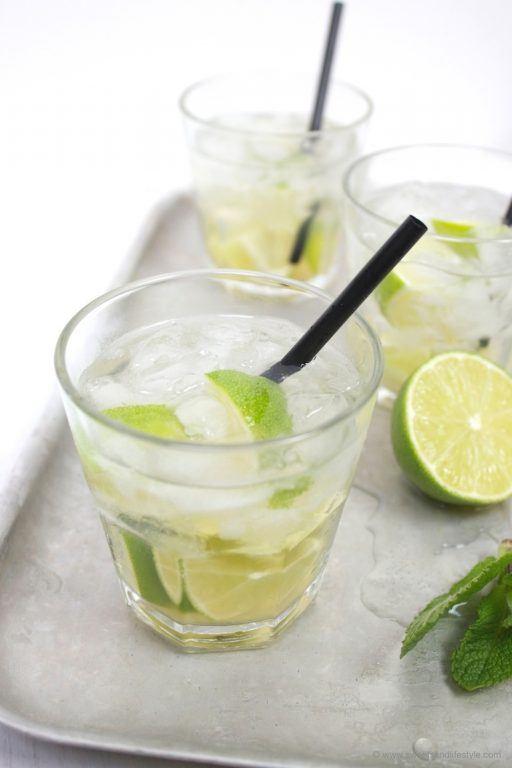 Caipirinha Rezept für laue Sommerabende von Sweets and Lifestyle