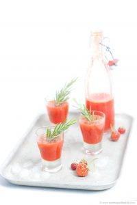 Leckere Erdbeerlimes nach einem Rezept von Sweets and Lifestyle