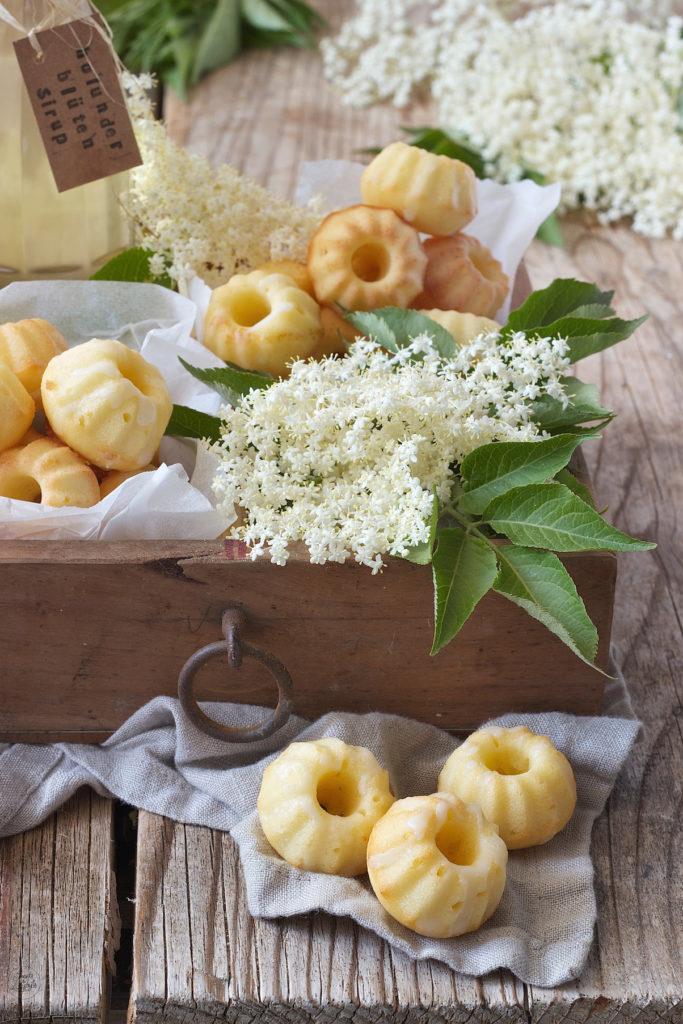 Holunderblüten Minigugl Rezept von Sweets & Lifestyle®