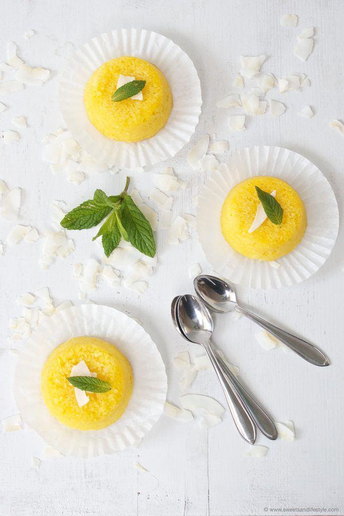Quindim, ein suesses brasilianisches Rezept, nach einem Rezept von Sweets and Lifestyle