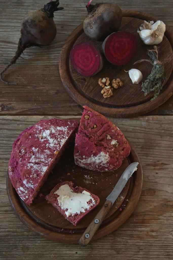 Leckeres Rote Rüben Brot von Sweets & Lifestyle